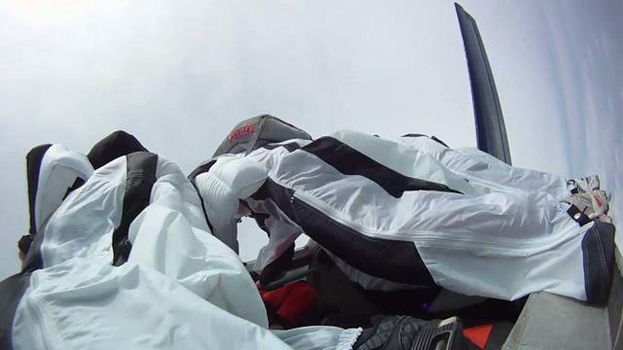 GoPro - Foot Mount over Castellon (60fps)